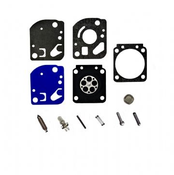 Zama RB-20 Carburettor Repair Kit, Gasket, Diaphragm, Needle, Lever, Spring Parts, RB20